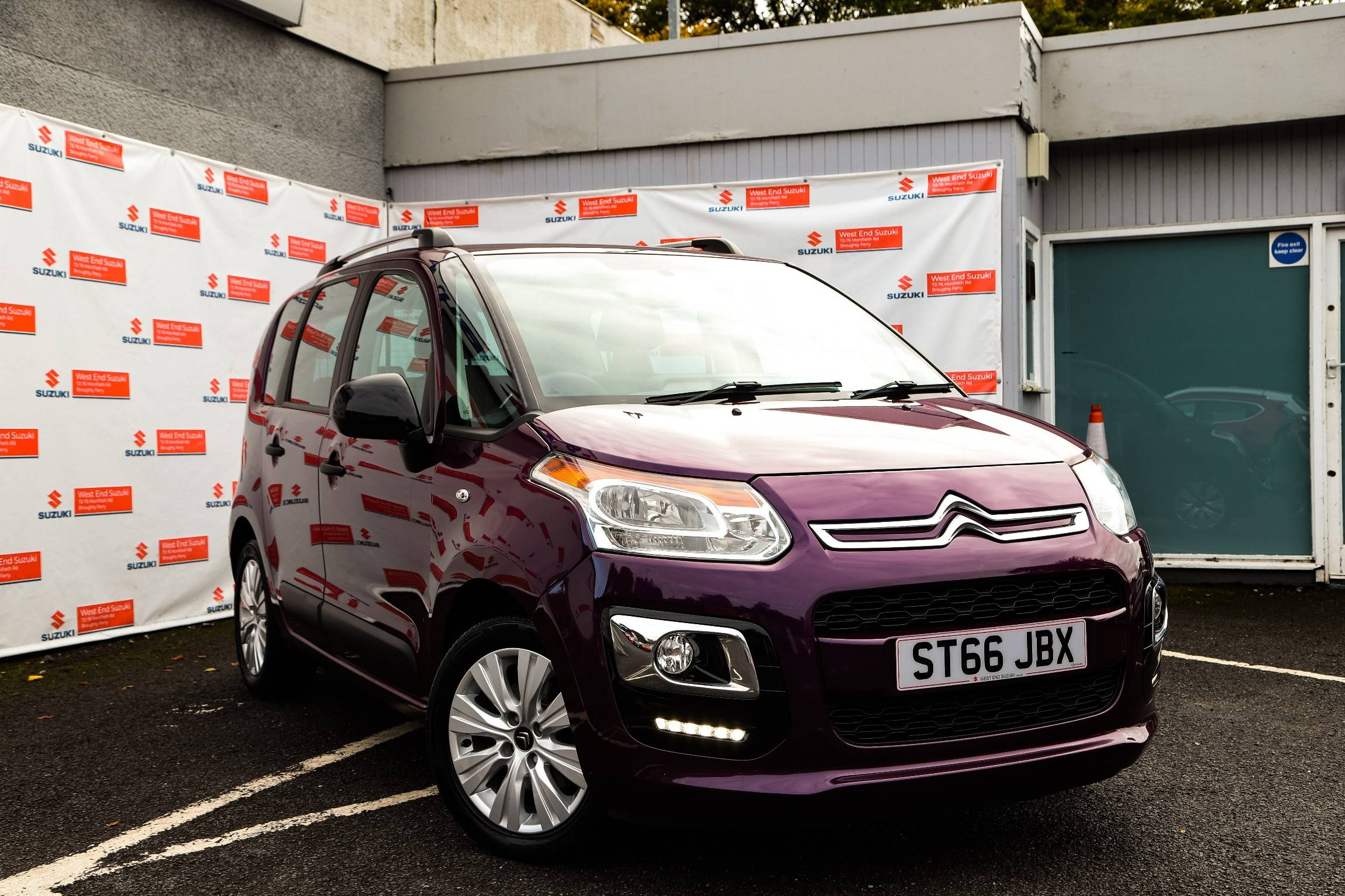 CITROEN C3 PICASSO ESTATE 1.2 PureTech Edition 5dr