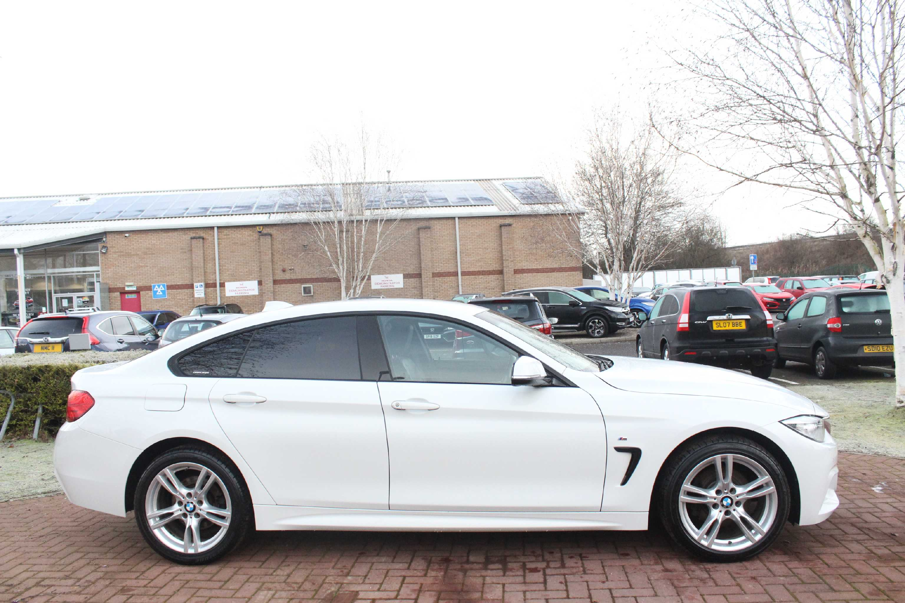 4 SERIES GRAN DIESEL COUPE 420d [190] xDrive M Sport 5dr [Professional Media]