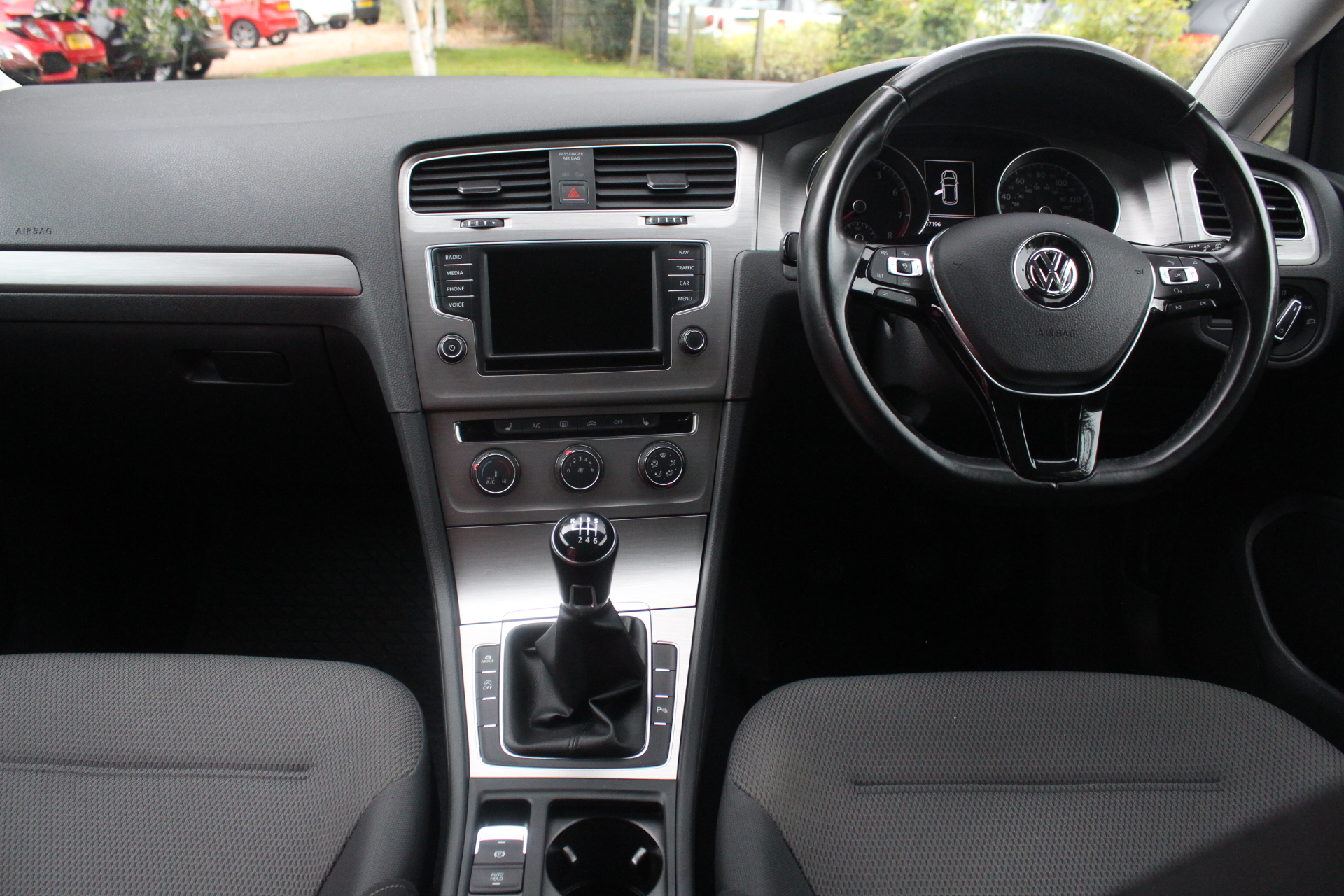 GOLF HATCHBACK 1.4 TSI 125 Match Edition 5dr