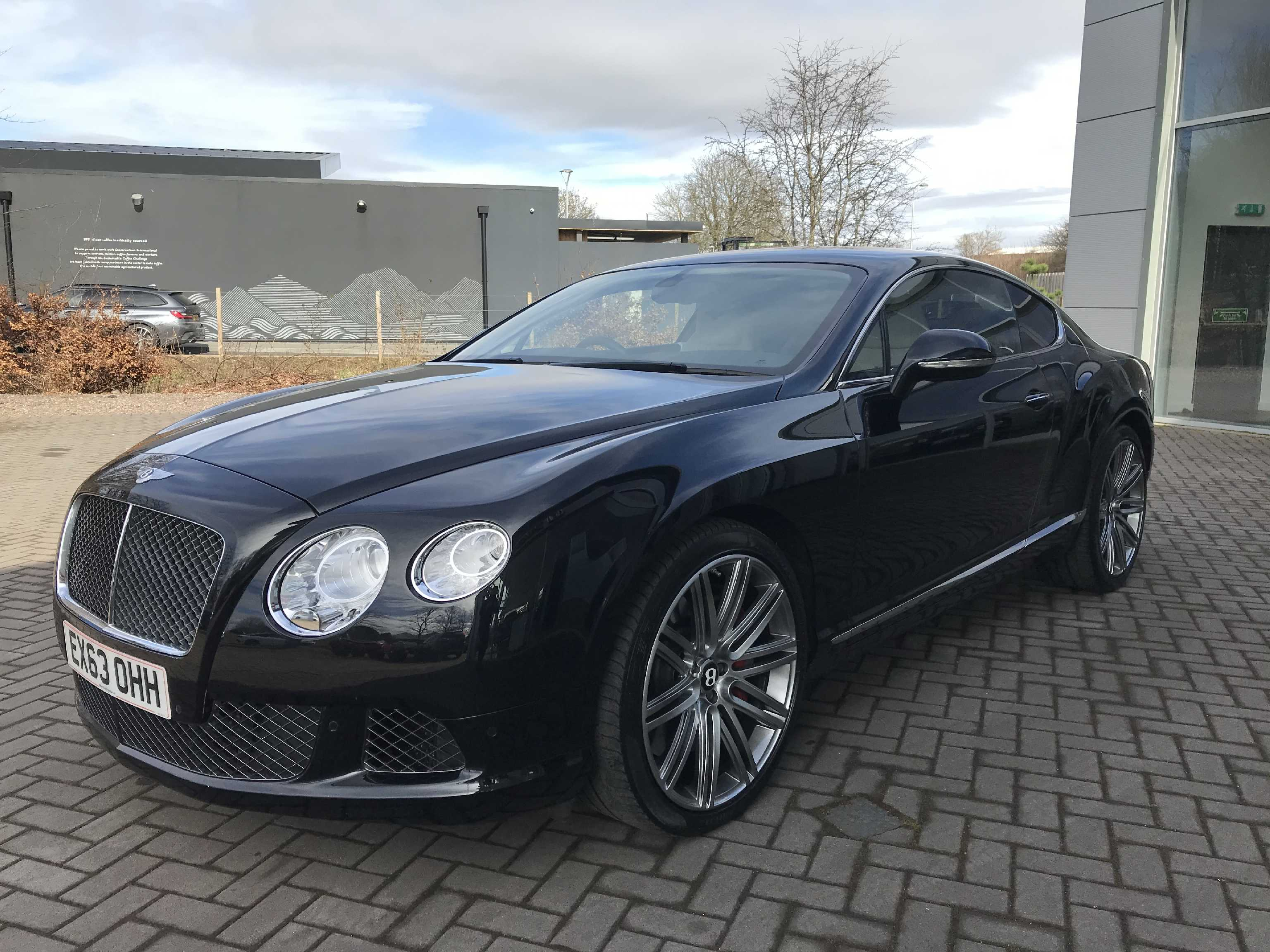 CONTINENTAL GT COUPE 6.0 W12 Speed 2dr Auto