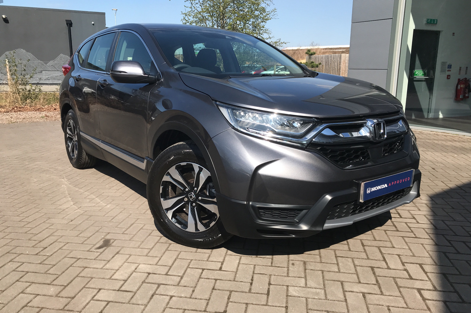 HONDA CR-V 1.5 VTEC Turbo S 5dr 2WD