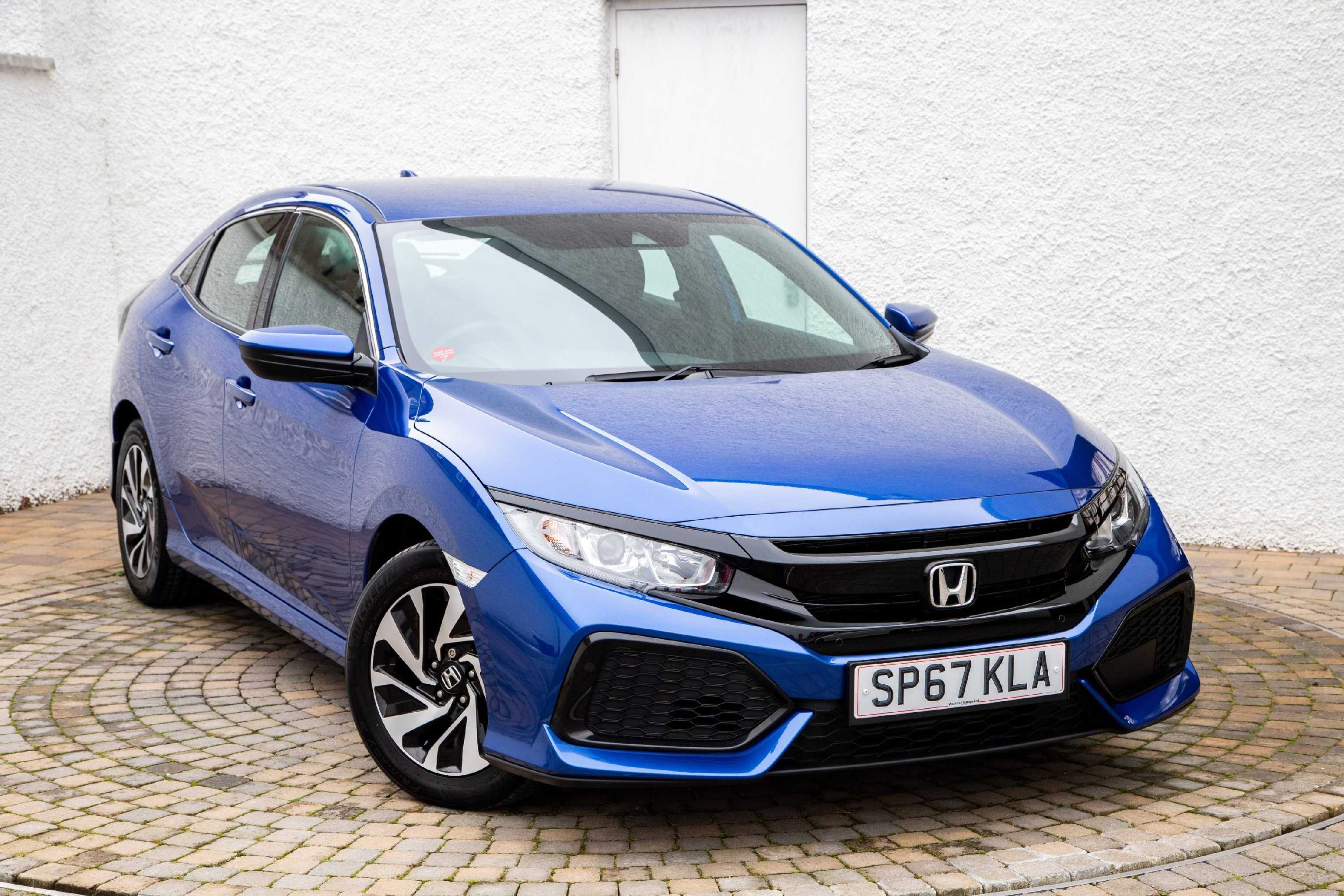HONDA CIVIC 1.0 VTEC Turbo SE 5dr