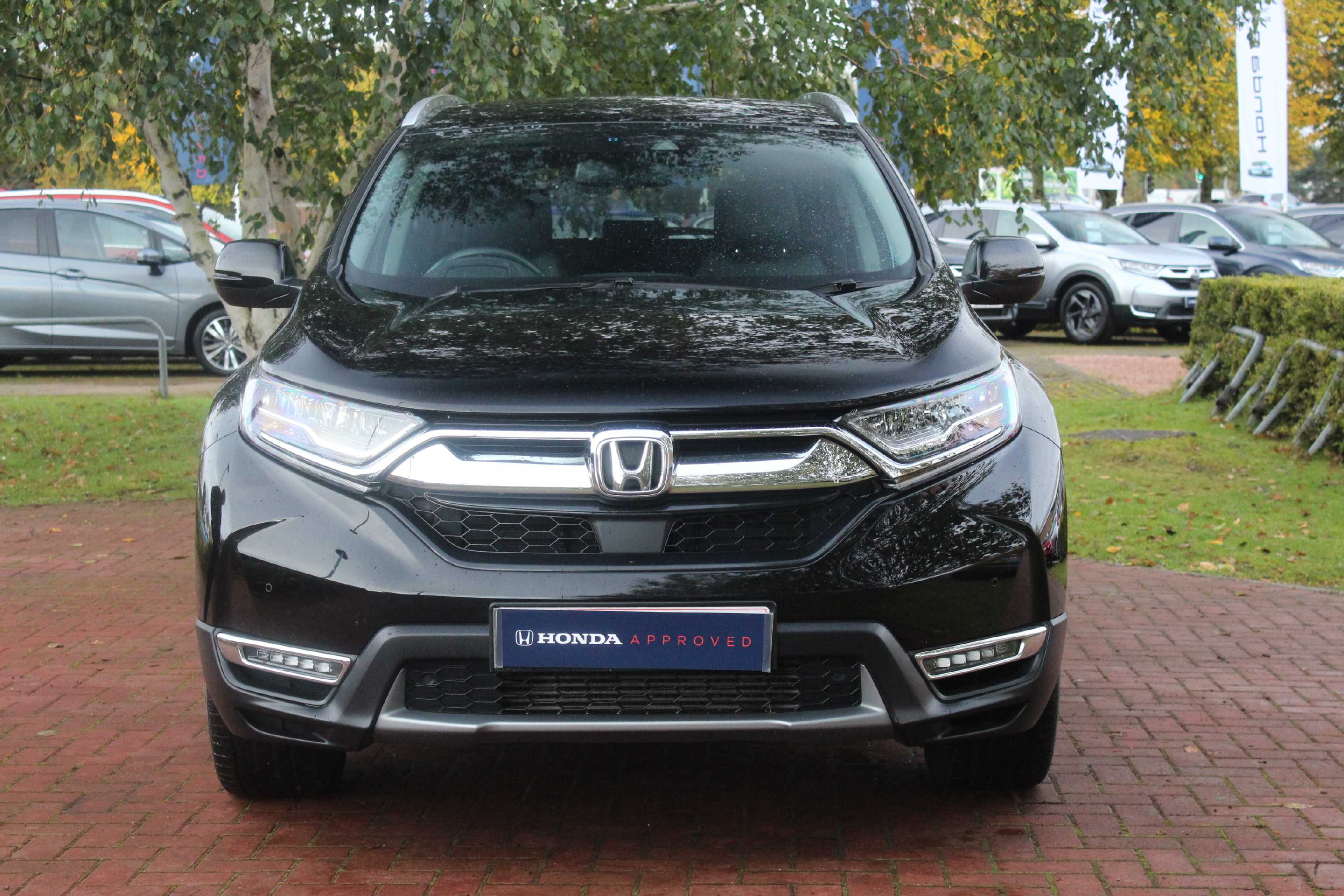 CR-V 1.5 VTEC Turbo EX 5dr CVT