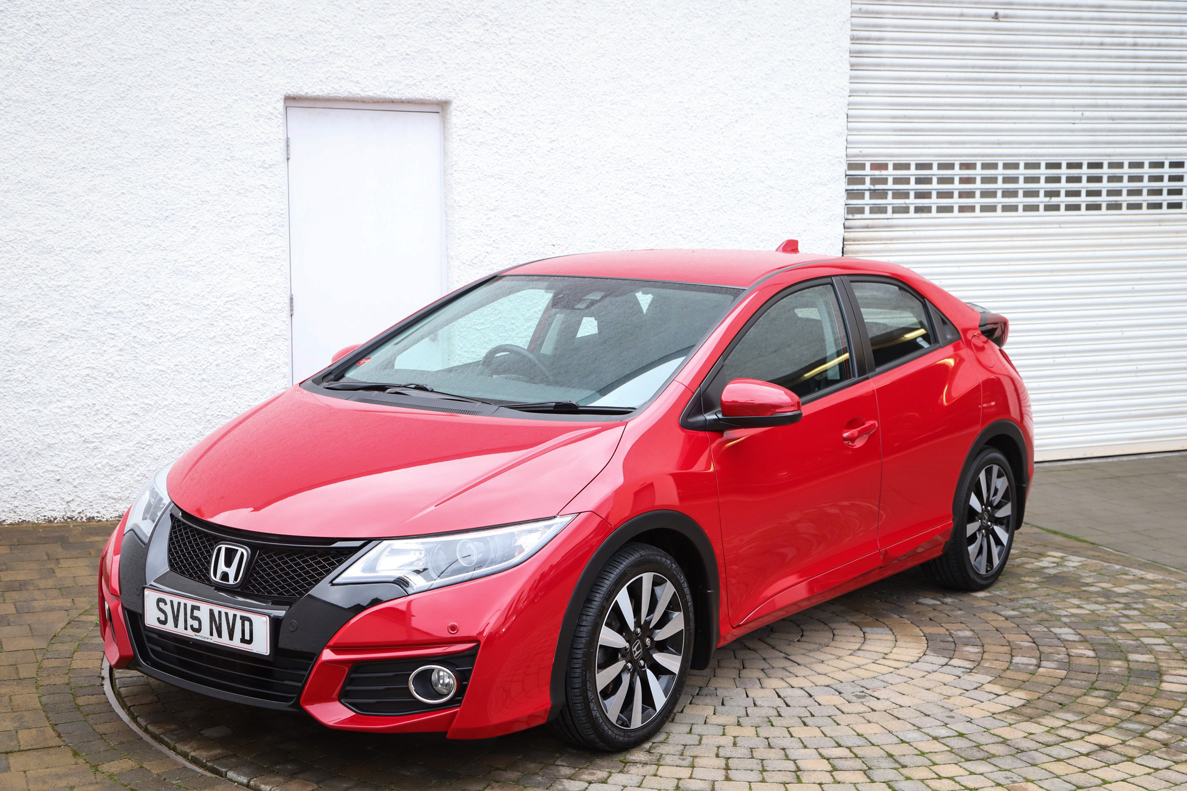 CIVIC 1.4 i-VTEC SE Plus 5dr
