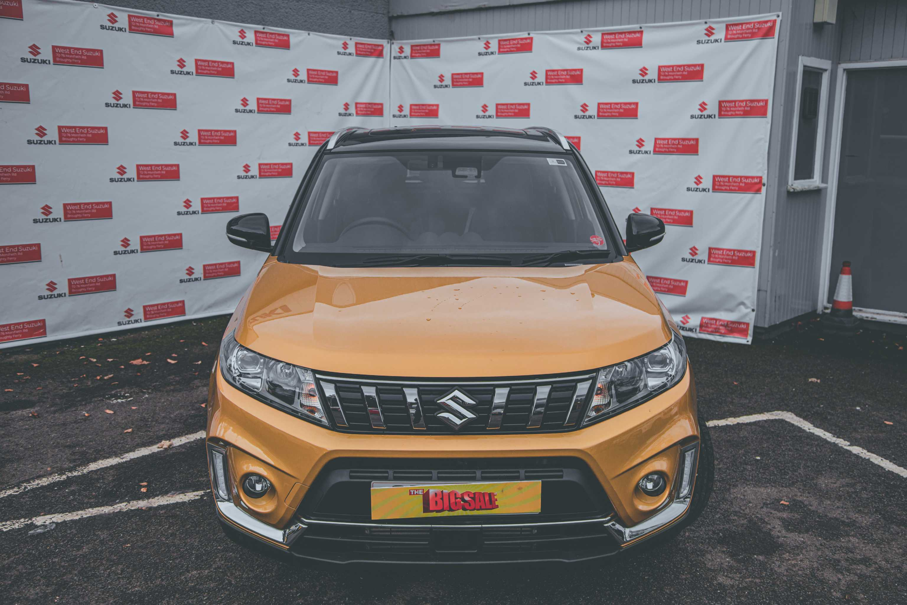 VITARA ESTATE 1.4 Boosterjet SZ5 5dr