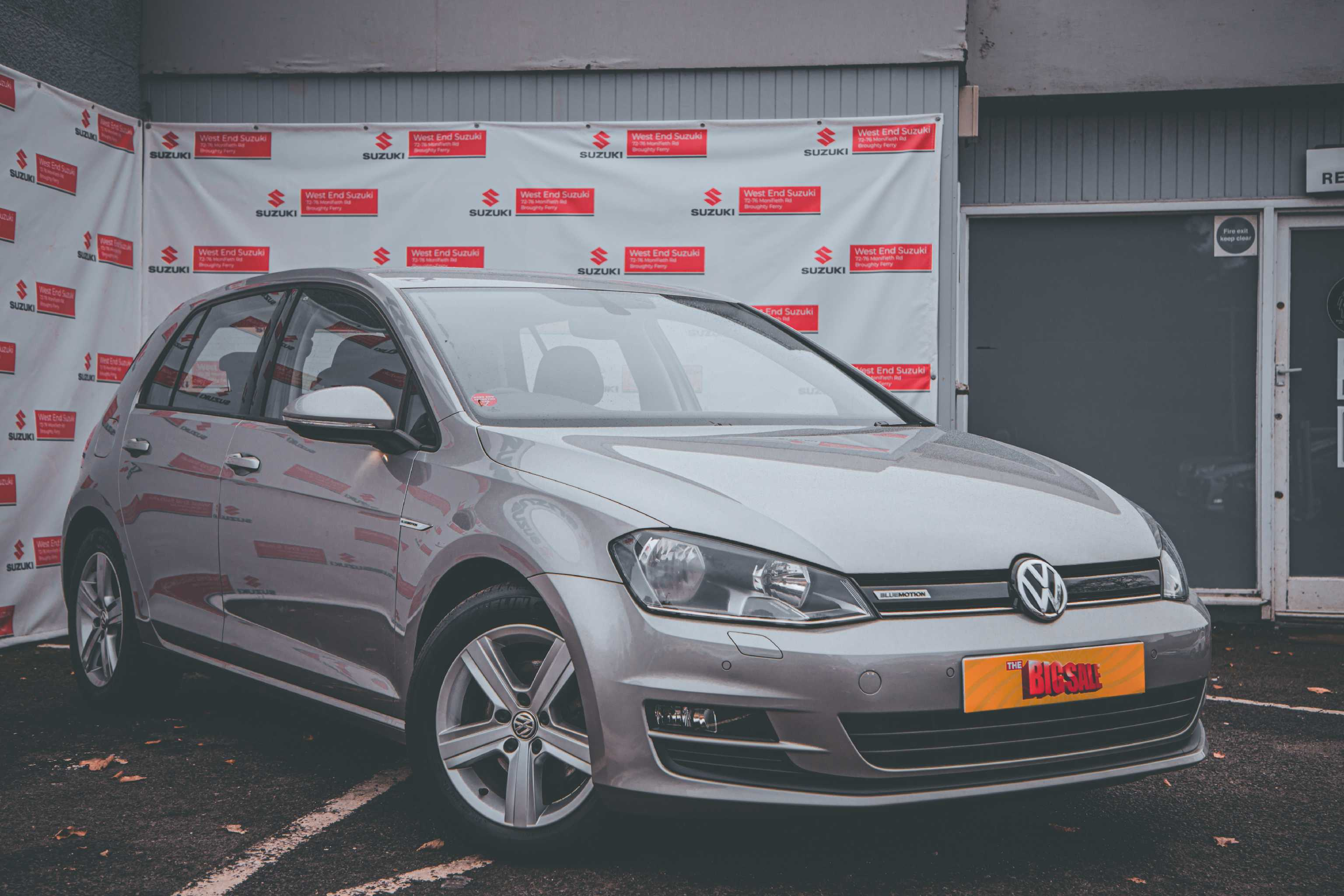 VOLKSWAGEN GOLF HATCHBACK 1.0 TSI Match BlueMotion Edition 5dr DSG