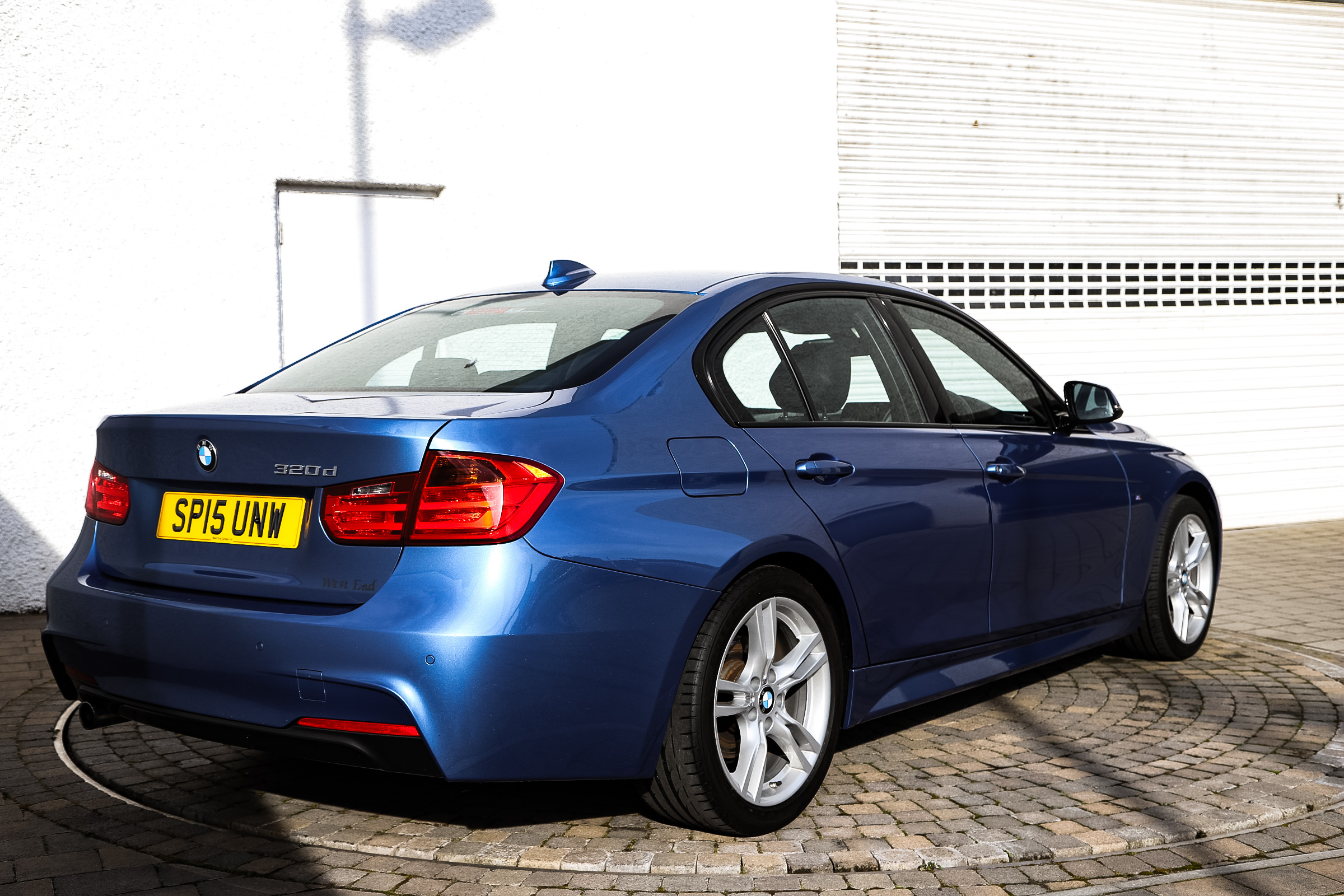 3 SERIES DIESEL SALOON 320d M Sport 4dr Step Auto [Business Media]